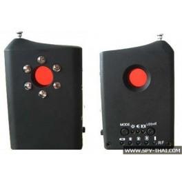 เครื่องตรวจหากล้องแอบถ่าย+เครื่องดักฟัง ป้องกันการถูกแอบถ่ายวีดีโอ ตรวจหากล้องได้ทุกชนิด